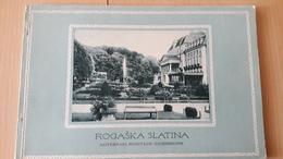 Slovenia, Rogaška Slatina, Rohitsch-Sauerbrunn, J. Čaklovič 1923 - Zagreb - Livres, BD, Revues