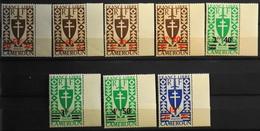 France (ex-colonies & Protectorats) > Cameroun (1915-1959) > 1945 - Du N° 266 à 273 - Neufs** C De F. - TTB - Cameroun (1915-1959)