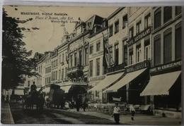 Maastricht // Vrijthof - Oostzijde 1907 Zeldzaam - Maastricht