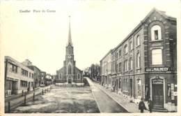 Belgique - Charleroi - Couillet : Café Du Centre - Bières De  Malmedy - Place Du Centre - Charleroi