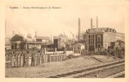 Belgique - Charleroi - Couillet : Usines Métallurgiques Du Hainaut - Charleroi