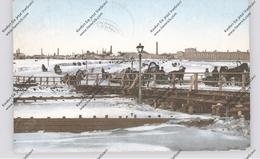 RU 190000 SANKT PETERSBURG, Schlittenfahrt Im Winter über Die Newa, 1911 - Russland