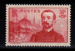 YV 353 N** Pierre Loti Cote 9 Euros - France
