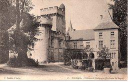 CPA Dordogne Château De Campagne (environ Du Bugue) - France