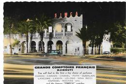 DJIBOUTI - Grands Comptoirs Français - Djibouti