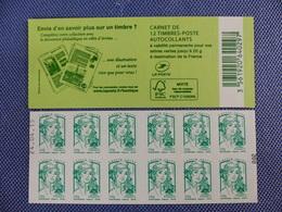 CARNET MARIANNE CIAPPA & KAWENA   LV     858-C11    N° 002 - Carnets