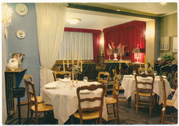 TOURS - Restaurant Charles Barrier - Tours