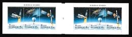1991 Svezia Sweden EUROPA CEPT EUROPE Libretto MNH** SPAZIO SPACE Booklet - Europa-CEPT