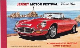 Jersey, 2005, 1281/86 MH 18, Booklet, Oldtimer-Festival, MNH ** - Jersey