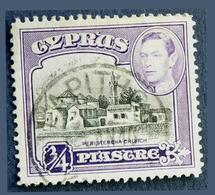 Chypre Britannique Colonies Britanniques De 1939 - Zypern (...-1960)