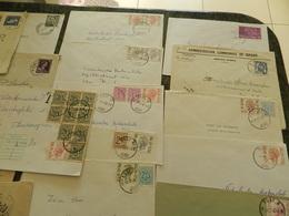 Belgique-LOT  De 26 Lettres +2 Devants   Avec La Plupart Timbres ELSTROM  VOIR LES PHOTOS  POIDS 90 GRS - 1970-1980 Elström