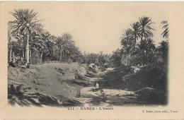 TUNISIE - GABES - L'oasis - Tunesien