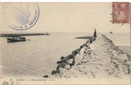 TUNISIE - GABES - Entrée Du Port - Tunesien
