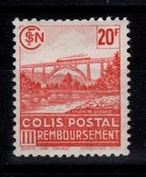 Colis Postaux - YV 211 N* - Neufs