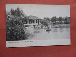 -  Boat House  Lake Clara Colorado > Pueblo    Ref 3823 - Pueblo