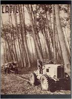 LATIL TRACTEUR TYPE H 14 TL10 AUTOMOBILES INDUSTRIELS LATIL USINE 8 QUAI GALLIENI A SURESNES - Tracteurs