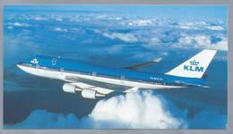 NL.- KLM. PH-BFO. Royal Dutch Airlines Boeing 747-406(M) - 1946-....: Ere Moderne