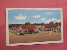 Graystone Motor Lodge   Florida > Pensacola       .   Ref 3823 - Pensacola