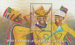 South Africa RSA 2008 FIFA World Cup 2010 Football Game Soccer Sports Stamp MS  MNH SG 1679  Rare - Südafrika (1961-...)
