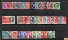Collection Lot - Préoblitérés Preos Complet N° 78 / 118 (1940 - 1959)  Neufs **  PARFAIT état TTB  Voir Description - Precancels