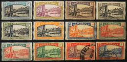 France (ex-colonies & Protectorats) > Cameroun (1915-1959) > 1925/27 - Timbres-Taxe - Collection - Neufs**/*/O - Cameroun (1915-1959)
