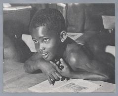 DJ.- DJIBOUTI AFRIKA. Een Kind Met Vele Vragen. Ongelopen - Djibouti
