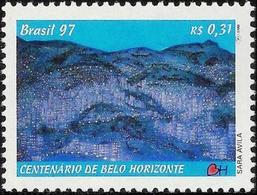 BRAZIL #2654 - CENTENARY OF THE CITY OF BELO HORIZONTE 1997 - MNH - Brazilië