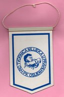 Pennant - Dairy (mljekara) Osijek, Yugoslavia - Other Collections