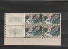 TAAF Coin Daté Du N°1 Du 25 08 1954 - ...-1955 Vorphilatelie