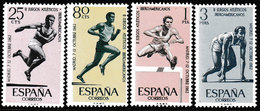 Spanje 1962  - Michel  1342/1346**- POSTFRIS - NEUF SANS CHARNIERES - MNH - POSTFRISCH - Catw. 0,8€ - 1961-70 Neufs