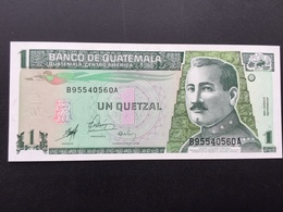 GUATEMALA P99 1 QUETZAL 09.01.1998 UNC - Guatemala