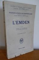 L'EMDEN (1929) - Guerre 1914-18