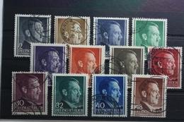 Generalgouvernement 71-82 Gestempelt #TP411 - Besetzungen 1938-45