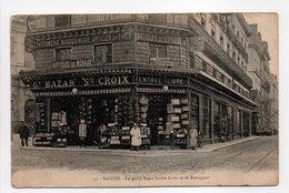 - CPA NANTES (44) - Le Grand Bazar Sainte-Croix Et De Bretagne - N° 53 - - Nantes