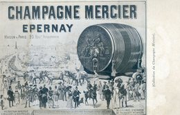 630B.... . Champagne MERCIER - Epernay