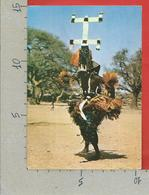 CARTOLINA VG MALI - DONGON - Danseur - 10 X 15 - 1975 - Mali