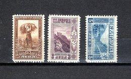 Bulgaria   1921  .-  Y&T  Nº   148/150 - Oblitérés