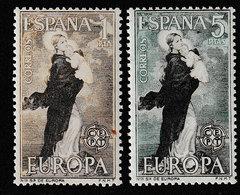 Spanje 1963  - Michel  1411/1412**- POSTFRIS - NEUF SANS CHARNIERES - MNH - POSTFRISCH - Catw. 1€ - 1961-70 Neufs