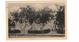 CARBERRY, Manitoba, Canada, Municipal Hall, Old WB Helioytype Postcard - Other