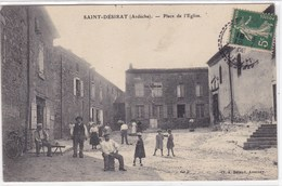Ardèche - Saint-Désirat - Place De L'Eglise - Otros Municipios