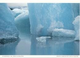 Island AK Jökulsarlon Eisberg - Iceland