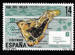 Spanje 1982  - Michel  2554**- POSTFRIS - NEUF SANS CHARNIERES - MNH - POSTFRISCH - 1931-Aujourd'hui: II. République - ....Juan Carlos I