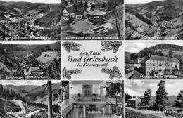 Gruss Aus Bad Griesbach Im Schwarzwald - Bad Peterstal-Griesbach