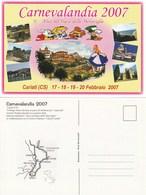 Carnevale 2007- Cariati (CS) -  Carnevalandia 2007 - Alice Nel Paese Delle Meraviglie - - Carnival
