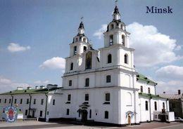 1 AK Weißrussland * Heilig-Geist-Kathedrale - Die Wichtigste Orthodoxe Kirche In Der Hauptstadt Minsk - Erb. Im 17. Jh. - Weißrussland