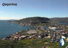 1 AK Grönland Greenland * Ansicht Des Ortes Qaqortoq - Er Ist Der Größte Ort Im Südlichen Grönland * - Grönland