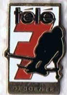 Télé 7 - Descente (doré) - Wintersport