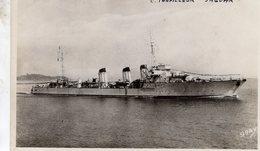 Marine De Guerre Francaise  -  ''Jaguar''  -  Contre-Torpilleur - Krieg