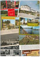 4.649 Gramm (netto) Ansichtskarten Aus Deutschland (Lot52) - 500 Postcards Min.