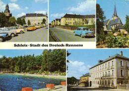 4.500 Gramm (netto) Ansichtskarten Aus Deutschland (Lot125) - Cartoline
